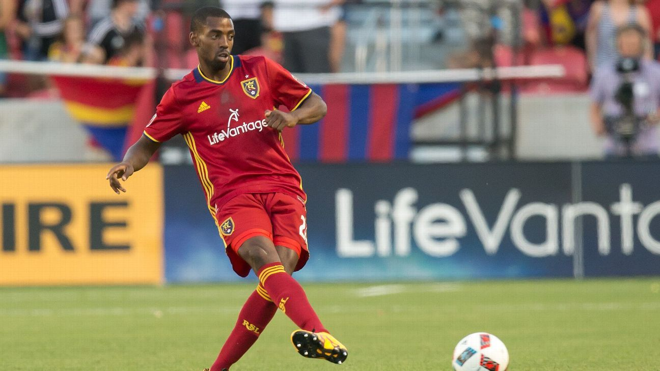 Real Salt Lake finalizes new contract for defender Aaron Maund