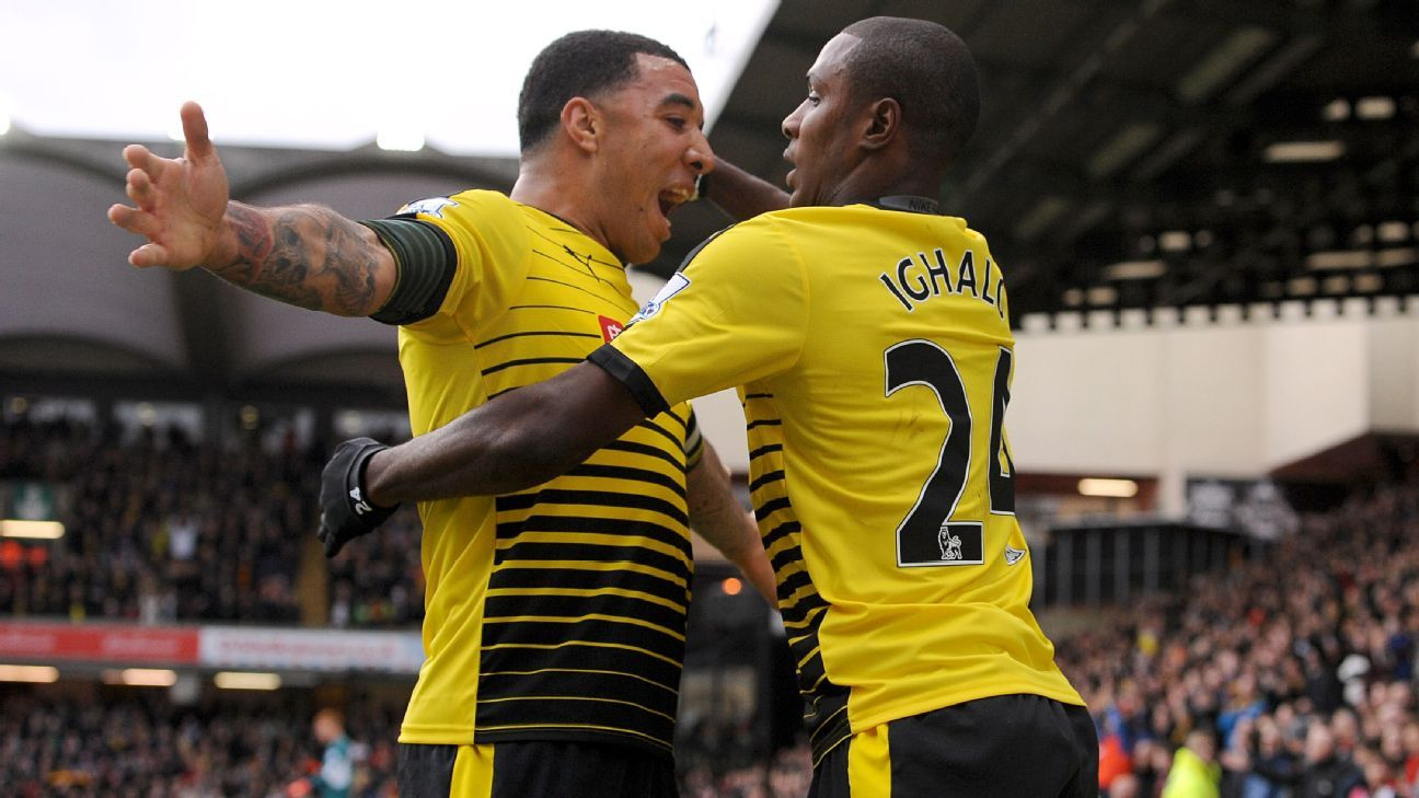 Troy Deeny and Odion Ighalo
