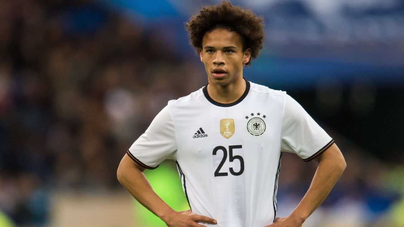 Leroy Sane urged to reject Manchester City by Schalke