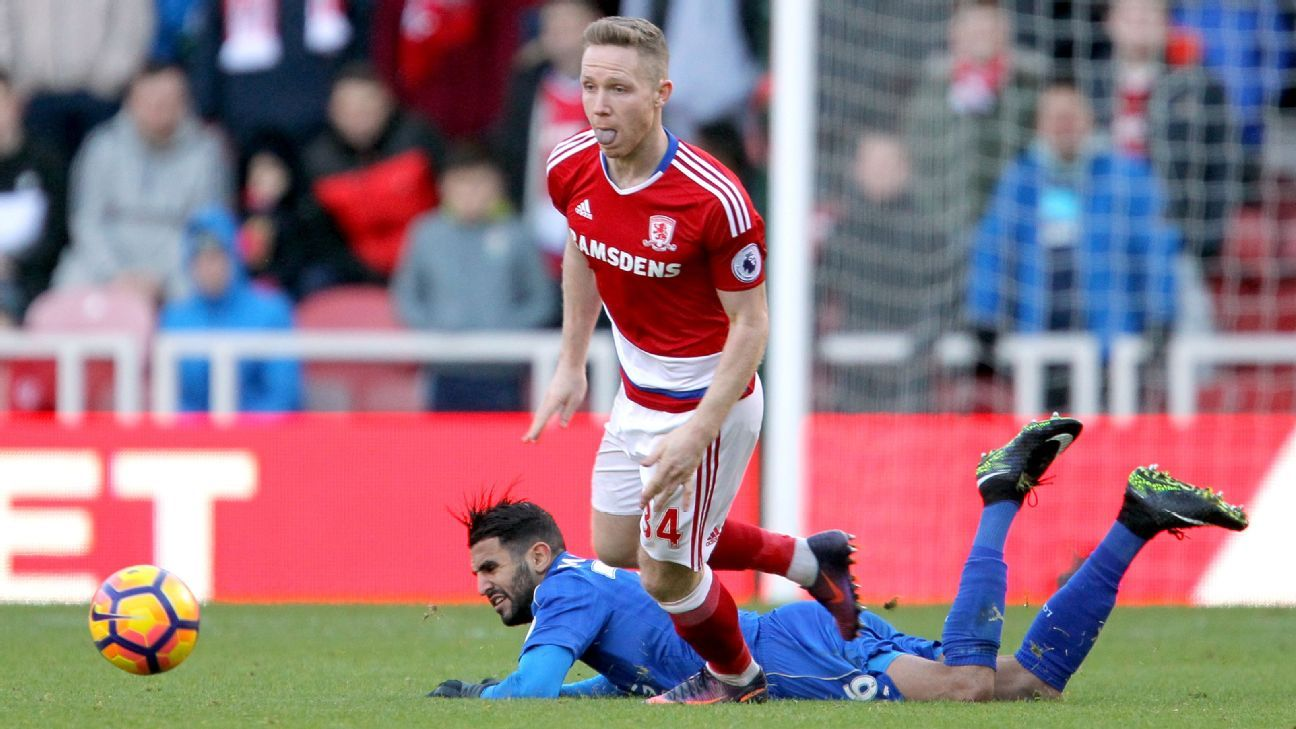 Neither Middlesbrough nor Leicester could find the breakthrough.