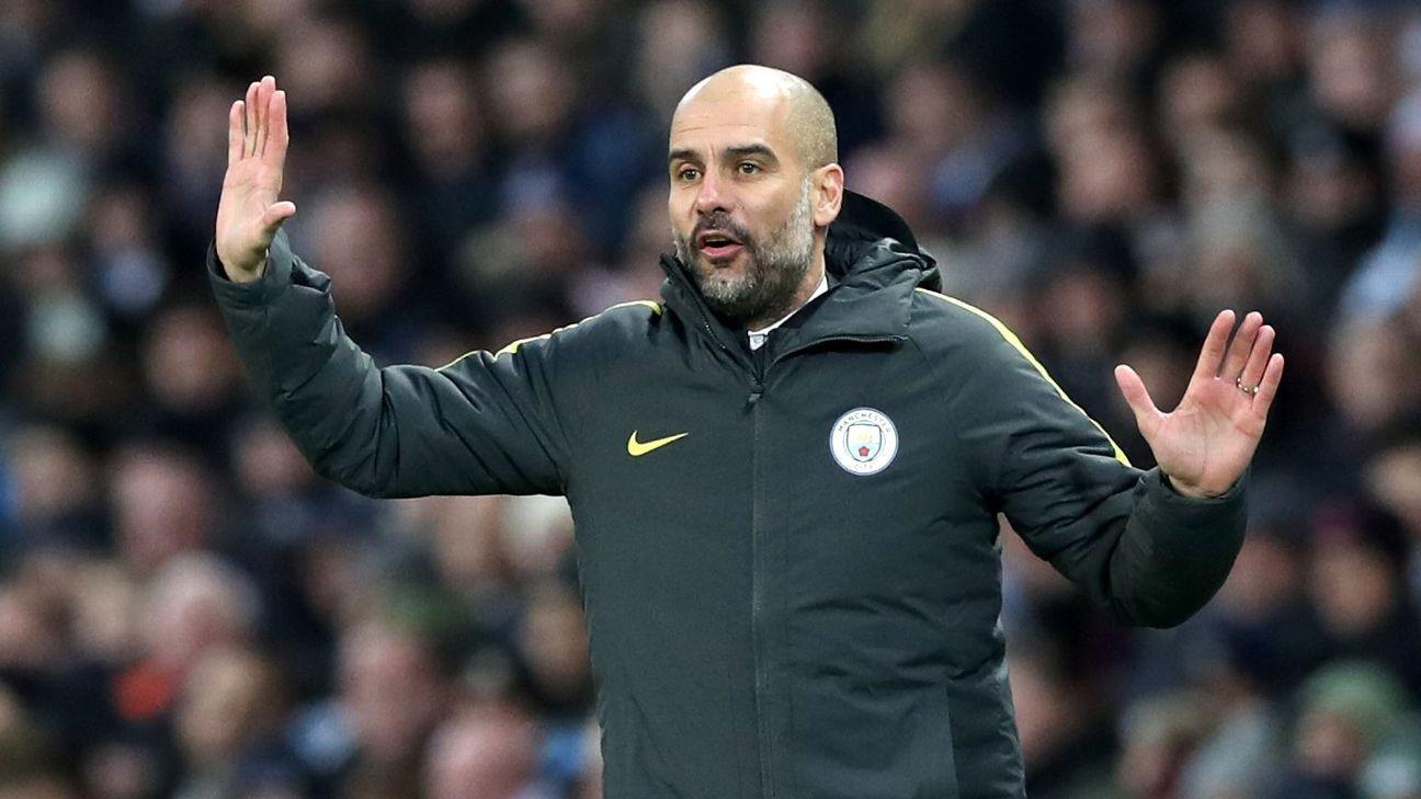 Premier League 2 'not good enough' to develop young players - Guardiola