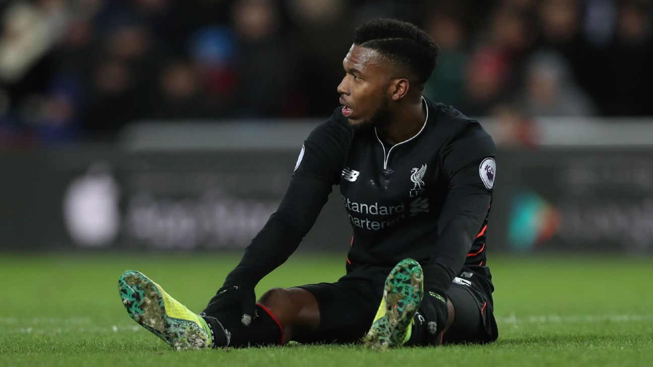 Daniel Sturridge s Liverpool fate a plicated decision after