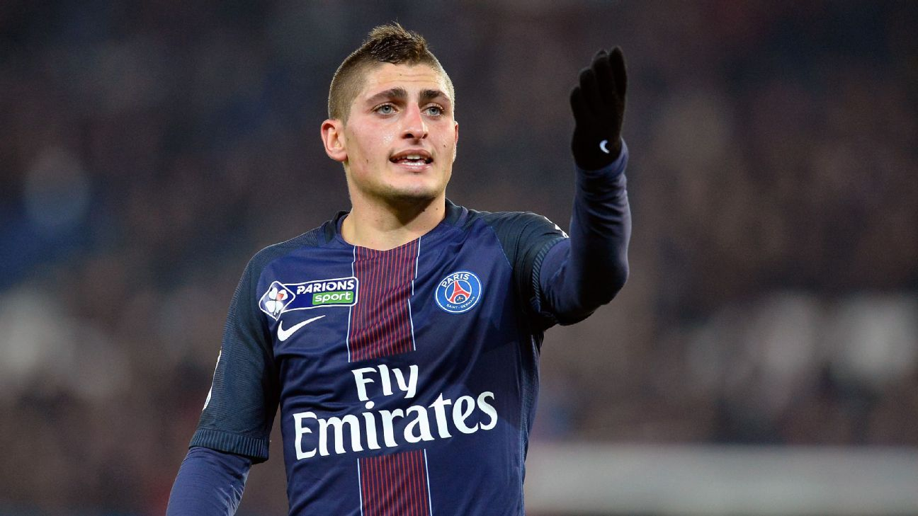 PSG midfielder Marco Verratti I ll stay if the club champions