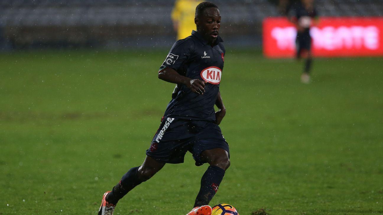 Gerso Fernandes Sporting KC