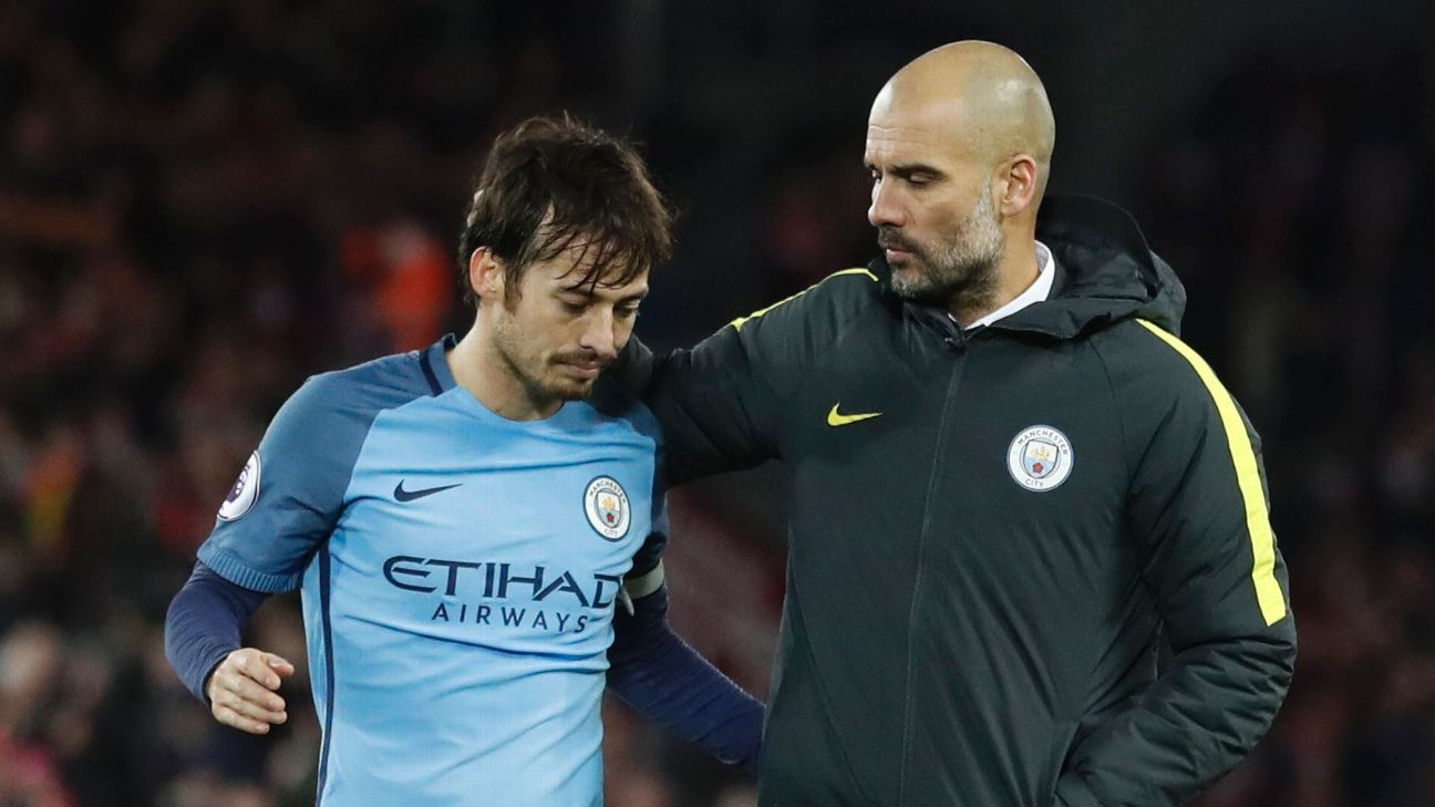 Can Pep Guardiola and Manchester City finalize an identity and solidify their spot in the Champions League?