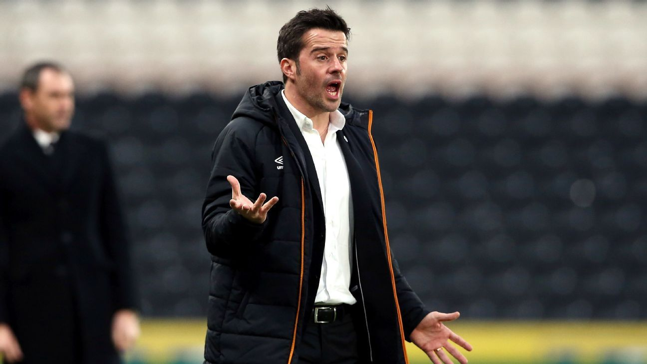 Marco Silva took charge of Hull for the first time in the FA Cup win.