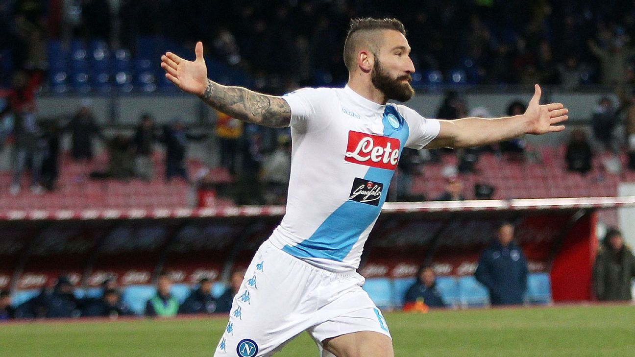 Lorenzo Tonelli finally made his Napoli debut and scored a late winner.