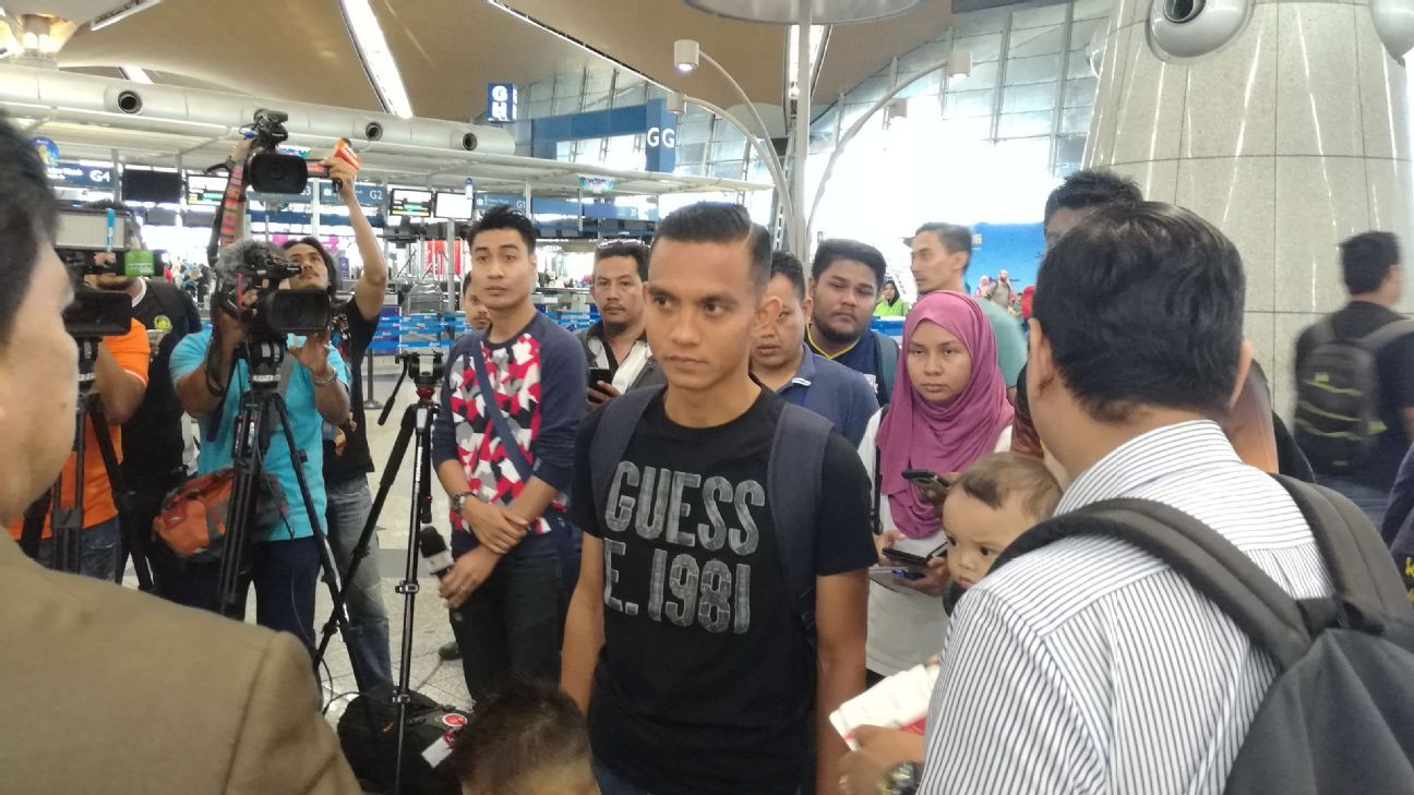 Faiz Subri leaves for FIFA Puskas award