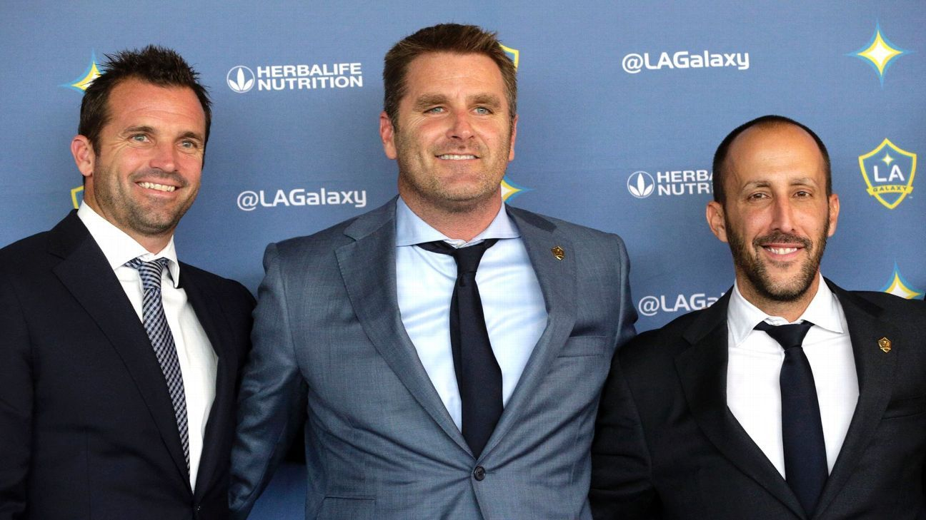 Major League Soccer Ante Razov among names on Curt Onalfo's LA Galaxy coaching staff