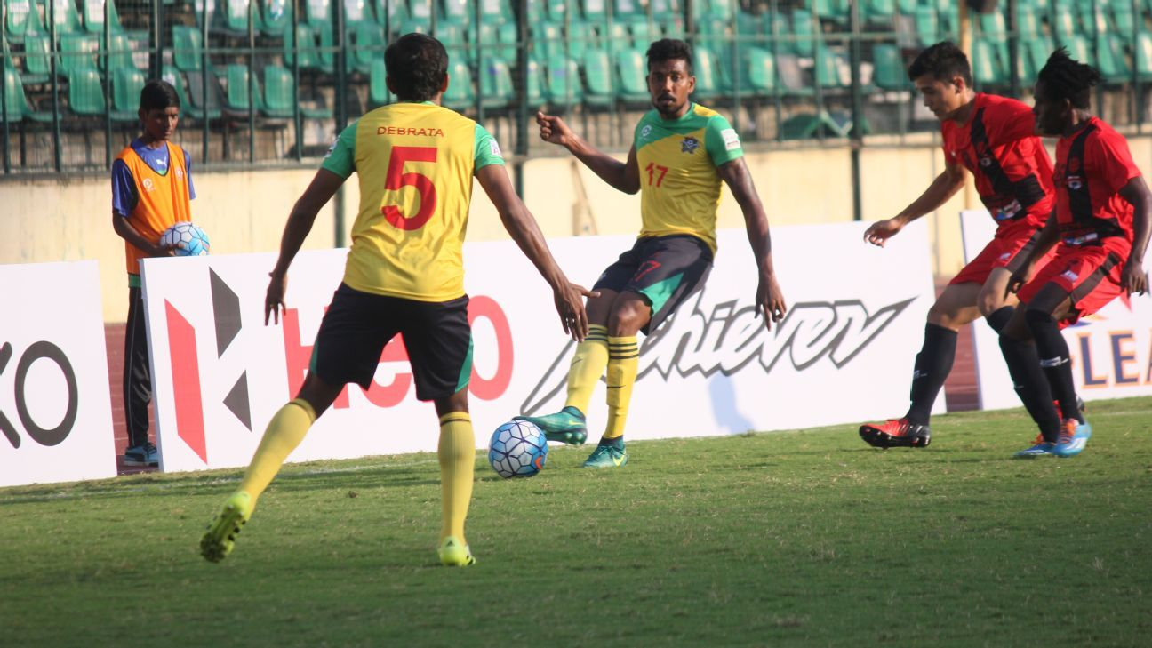 When Chennai City played Minerva Punjab, the southern city's Jawaharlal Nehru Stadium was hosting an NFL/I-League match after about 13 years.