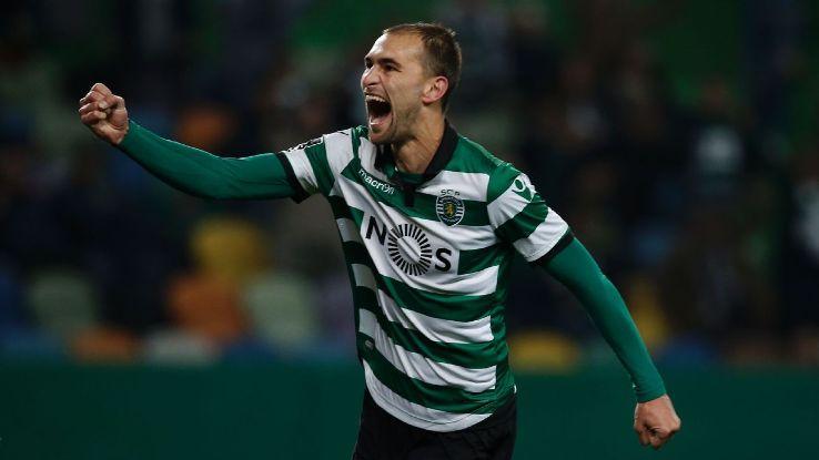 Sporting Lisbon's Bas Dost joins Lionel Messi in Golden Shoe battle - ESPN FC