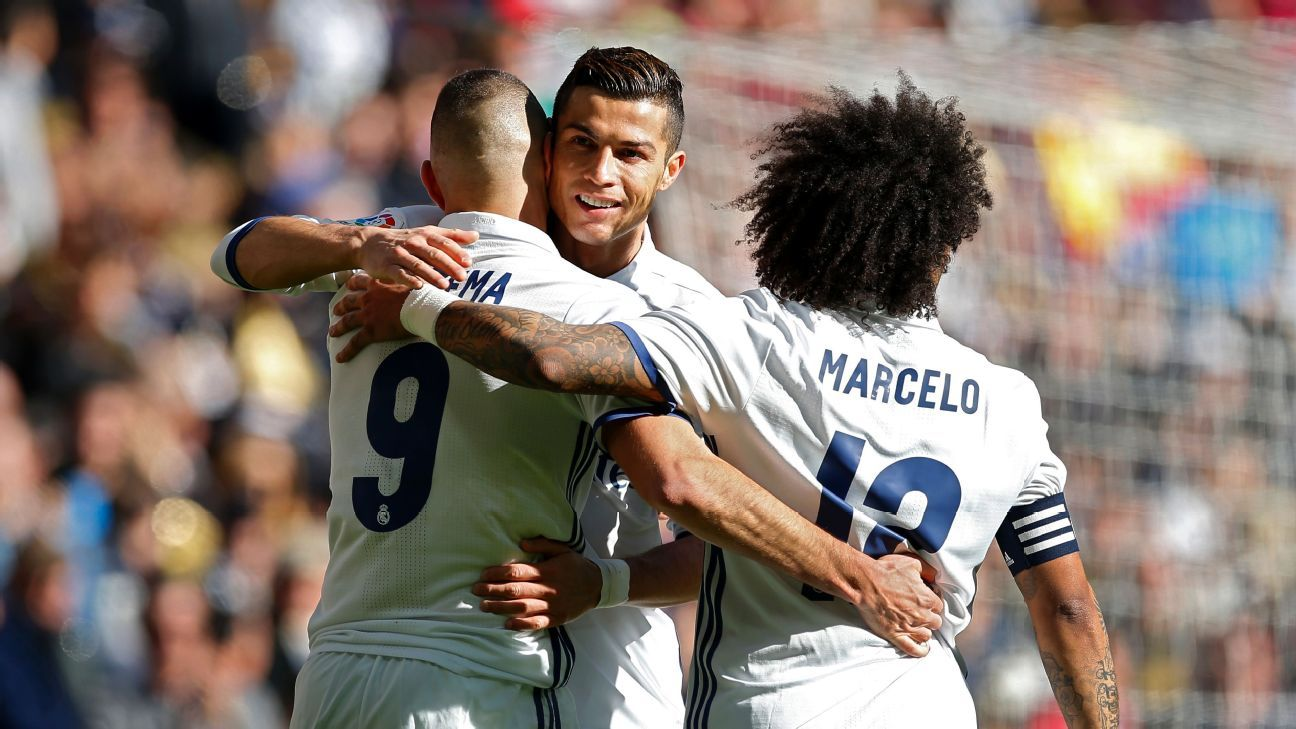 Real Madrid are well ahead of their rivals in La Liga, but are they a truly great team?