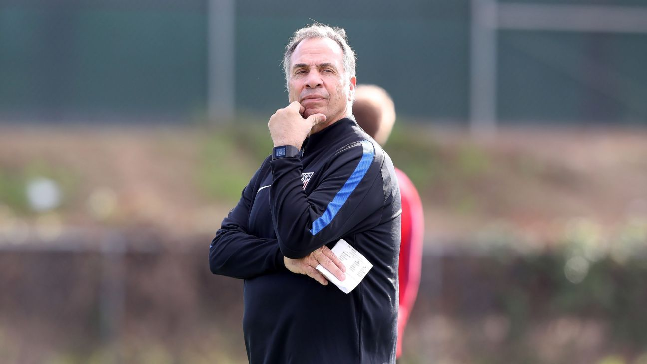 Bruce Arena has some work to do to reverse the USMNT's troubling World Cup qualifying course.