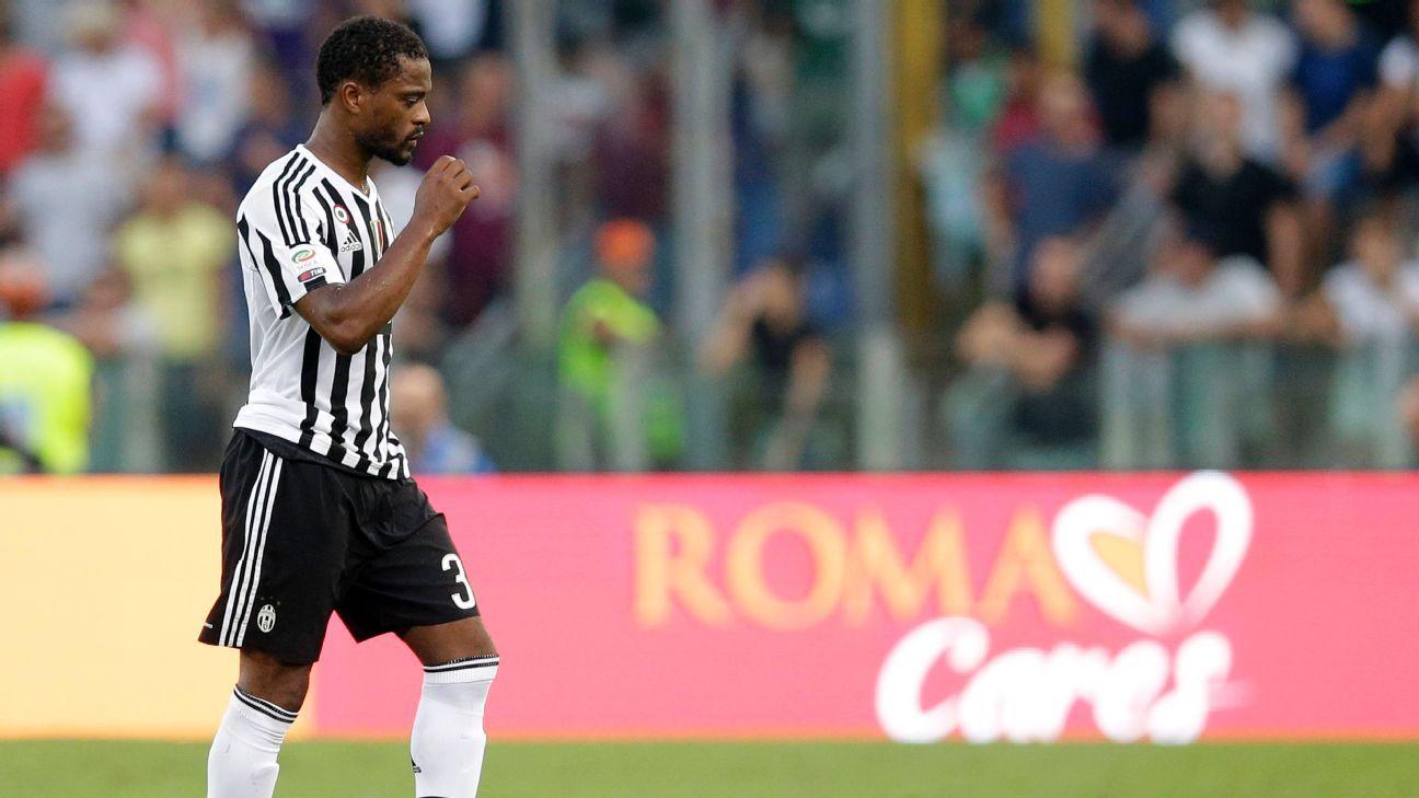 Evra Juventus for TT