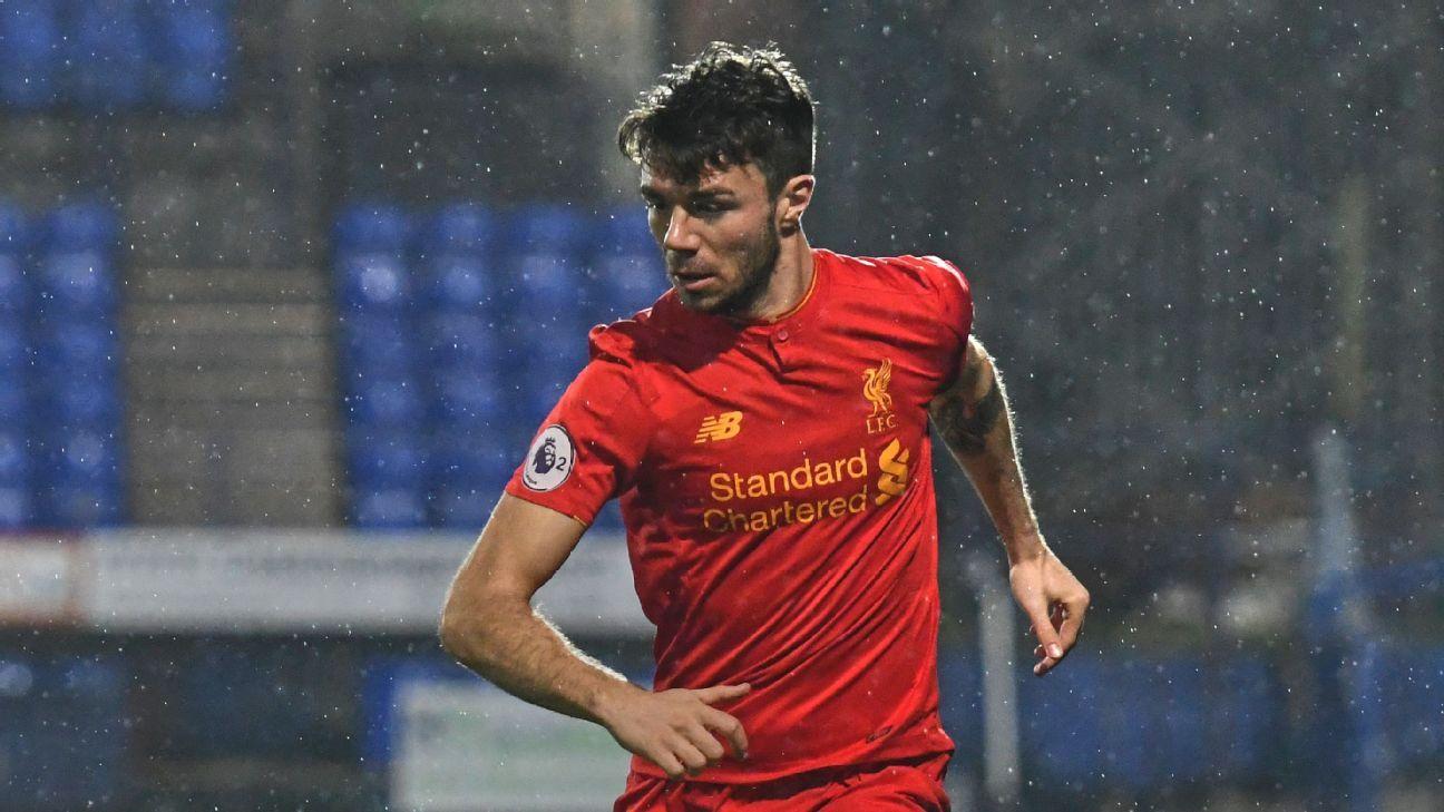 Joe Maguire Liverpool