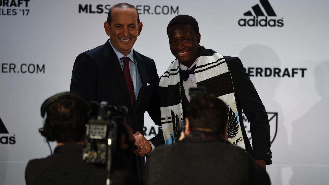 Abu Danladi MLS draft 170113