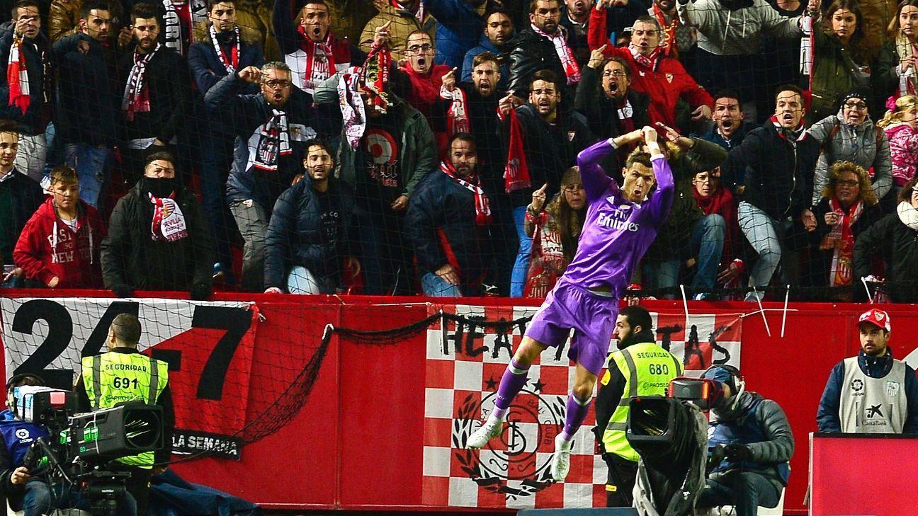 Ronaldo Sevilla celeb