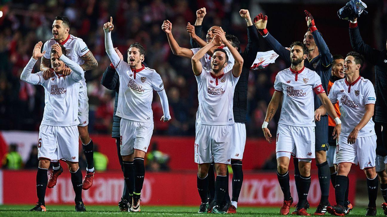 Sevilla celeb vs. Real