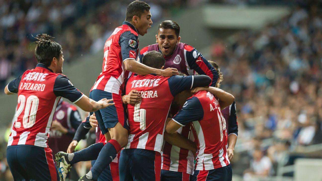 Liga MX Power Rankings See Chivas And Toluca Making