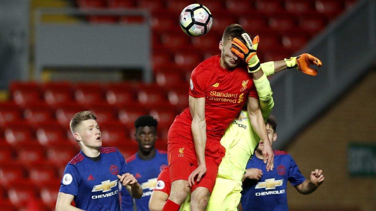 Man United U23s vs. Liverpool