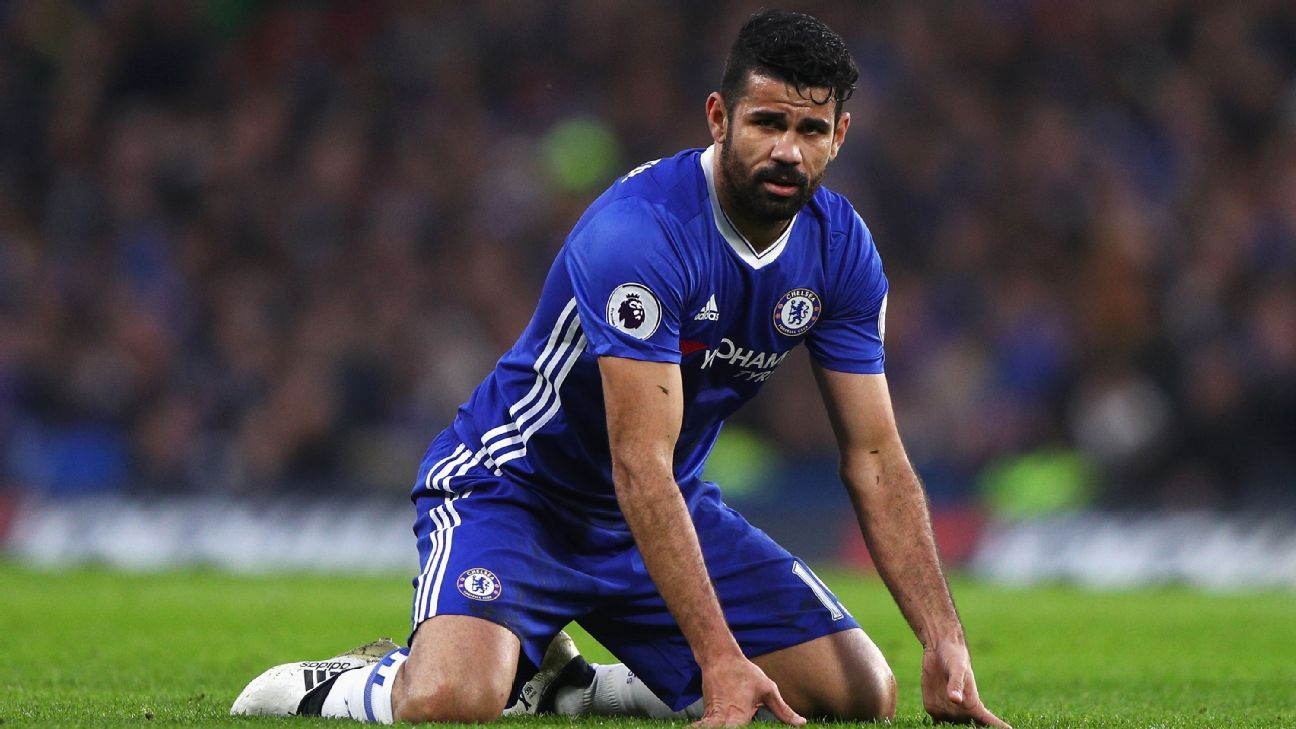 Antonio Conte on Chelsea fans booing Diego Costa: 'It's not right'