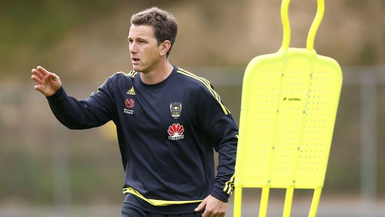Wellington Phoenix's Chris Greenacre