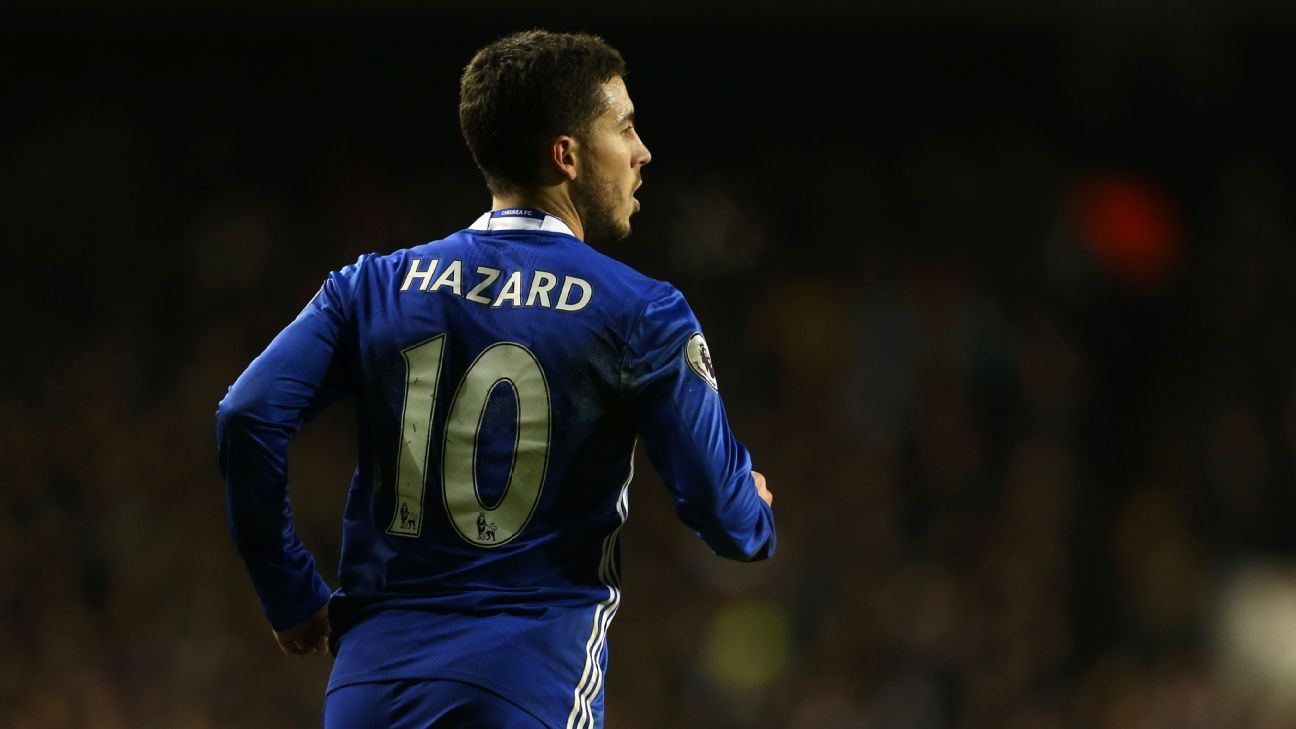 at in Eden have - Real Hazard Madrid Chelsea  plenty stake