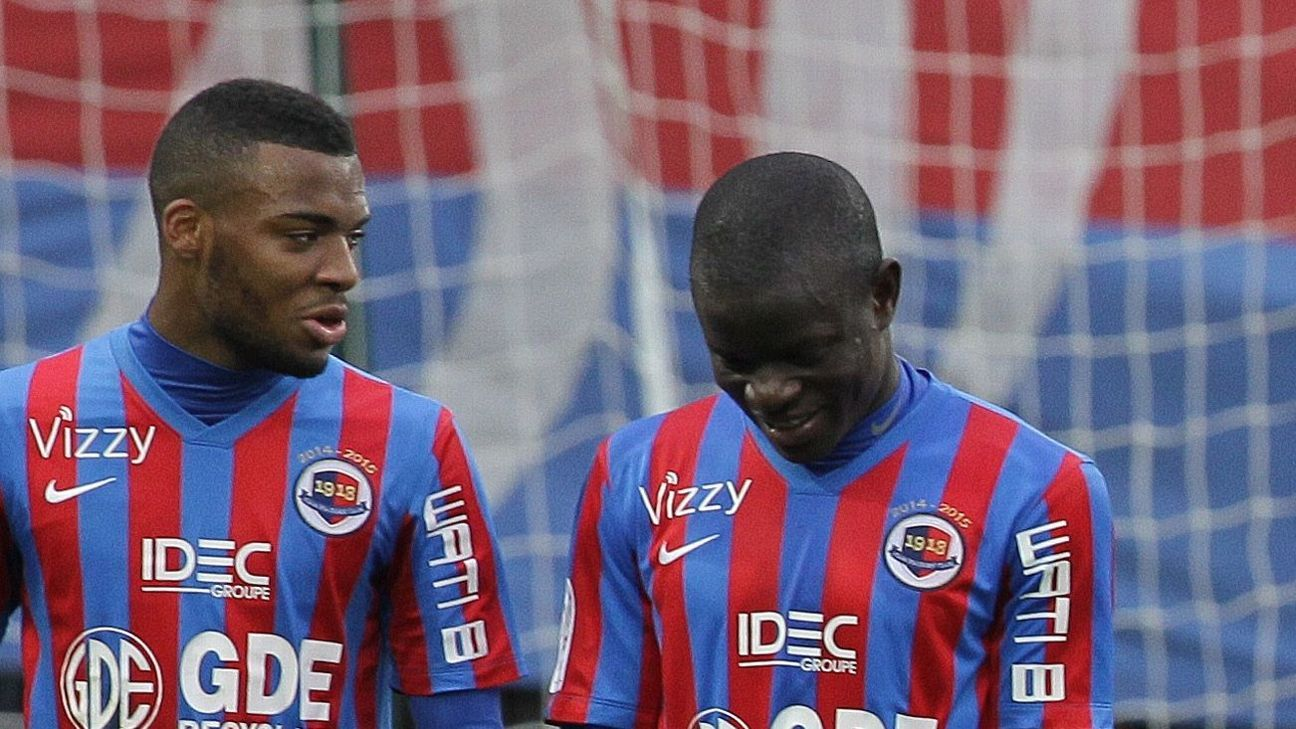 Image result for lemar and kante caen