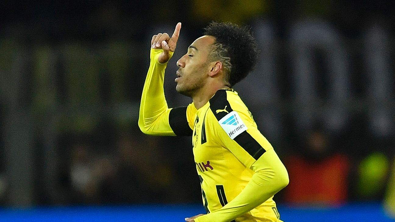 Pierre-Emerick Aubameyang has the talent and tactical diversity to replace Diego Costa in Antonio Conte's system.