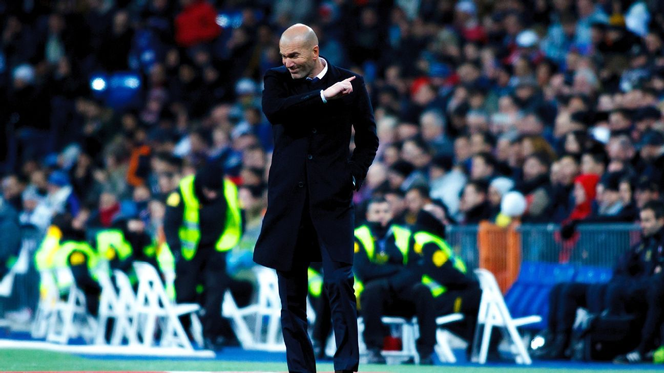 Zidane reacts vs Celta 170118
