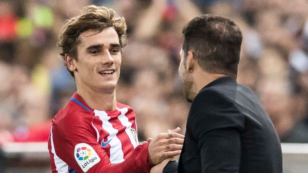 Atleti's new stadium costs could factor into Griezmann sale to Man Utd