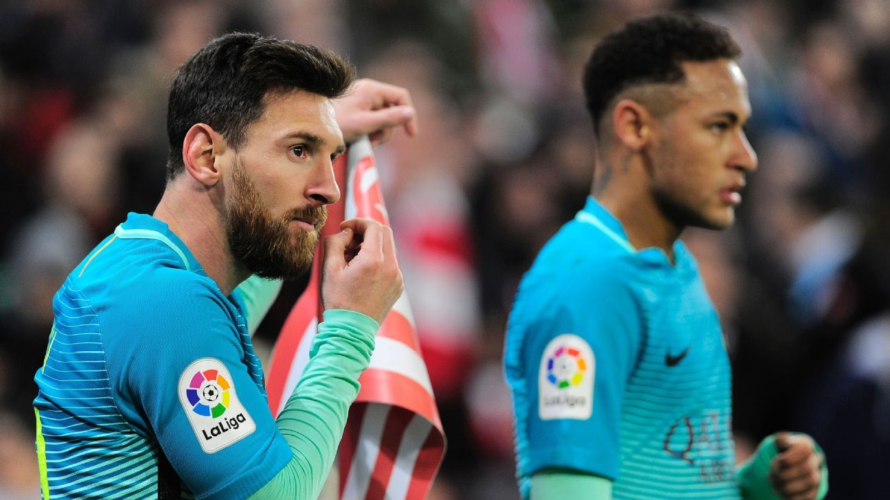 Barcelona are among the best teams in the world but aren't living up to their recent standard. What are Messi and his teammates missing this season?
