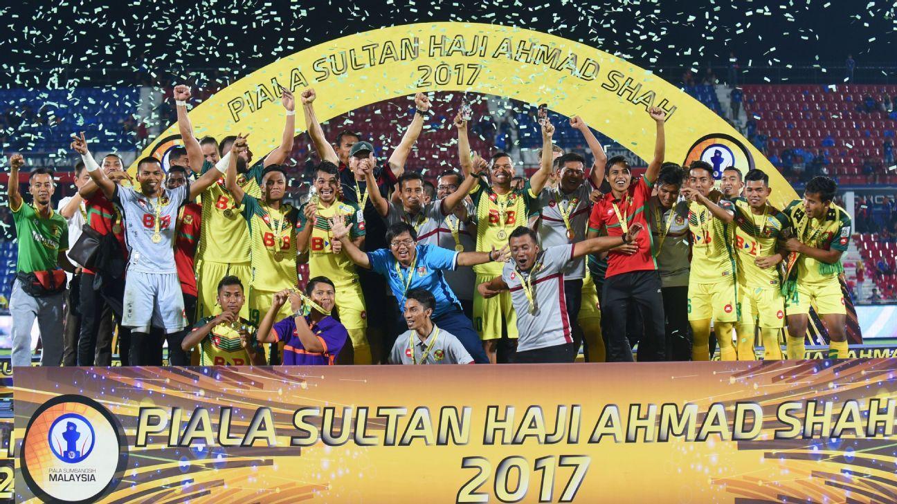 Liridon Krasniqi fires Kedah to Charity Shield vs. 10-man JDT