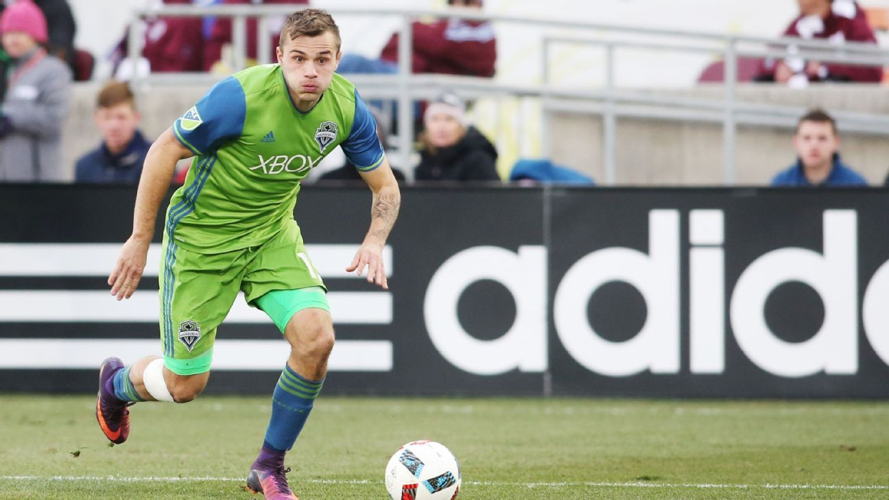 Jordan Morris will have a big chance to impress as the USMNT plays its first games under Bruce Arena.