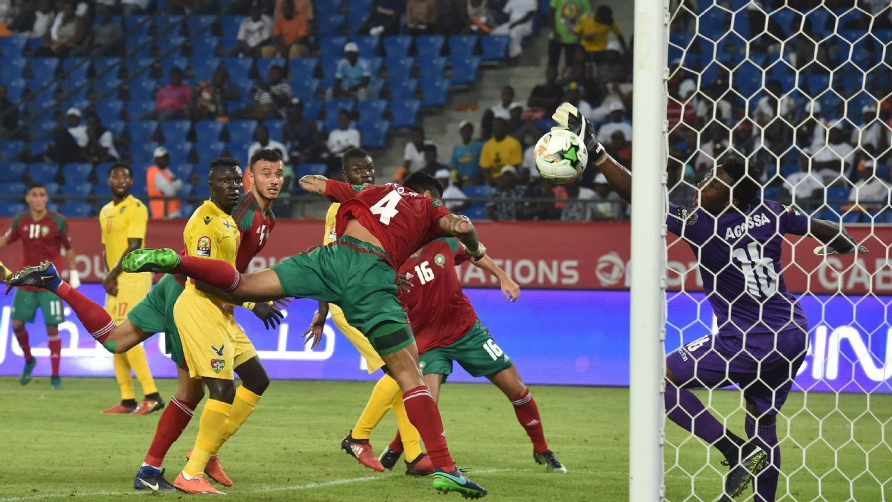 Ivory Coast held to second ANC draw as Morocco beat Togo in Group C