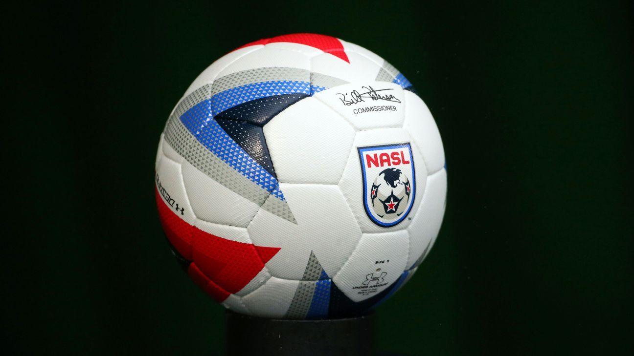 NASL ball