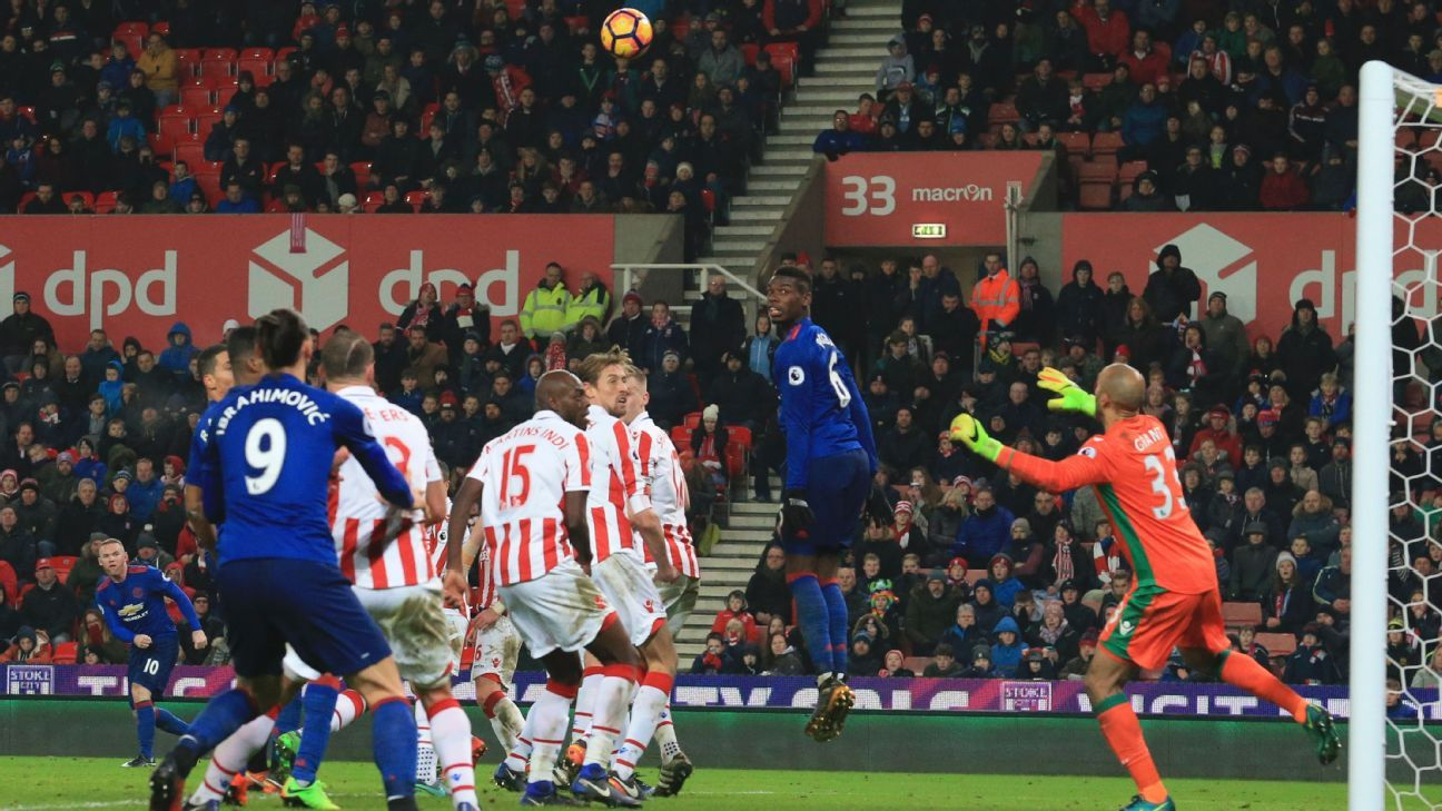 Mark Hughes 'scratching my head' by time added on after Stoke concede late