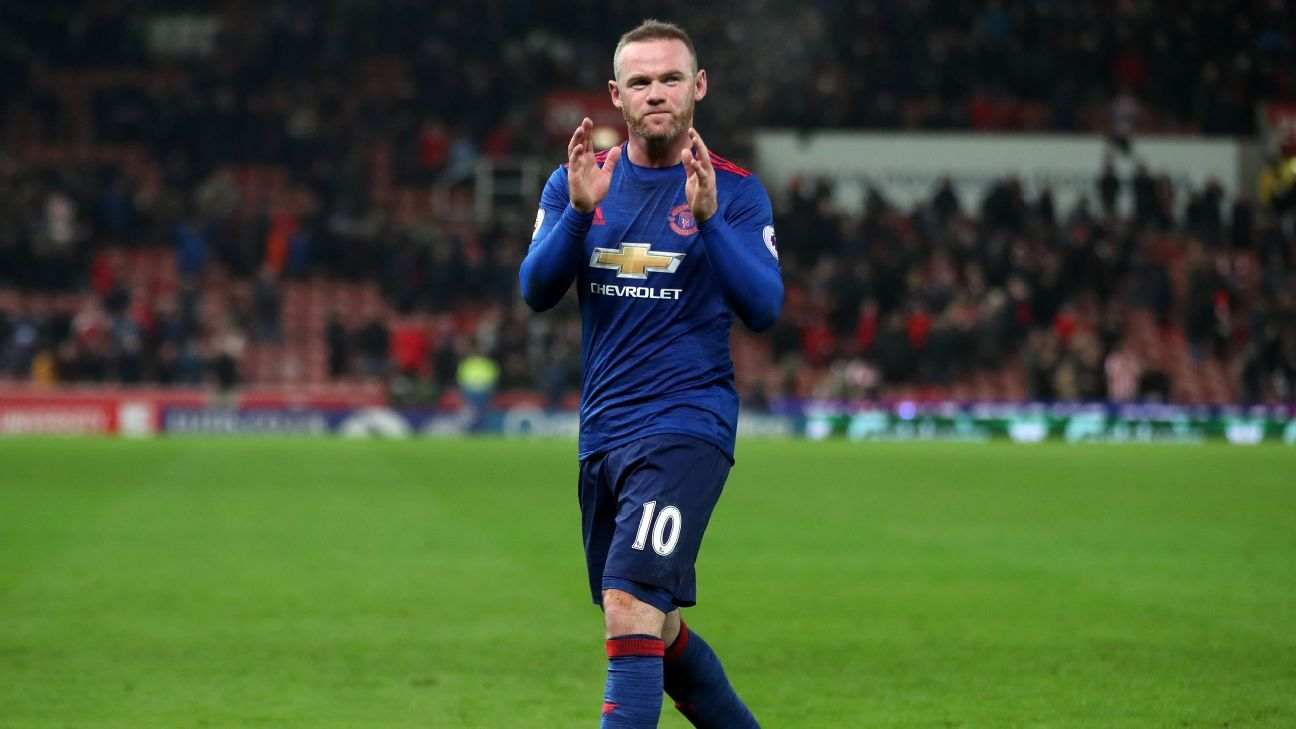 Man United's Wayne Rooney attracting interest of several MLS clubs - source