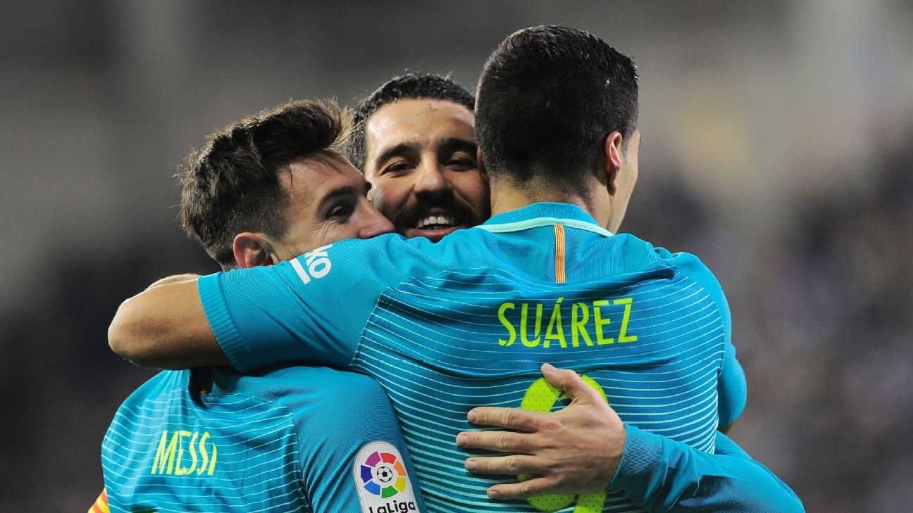 Arda Turan wants Barcelona stay despite China talk ESPN FC