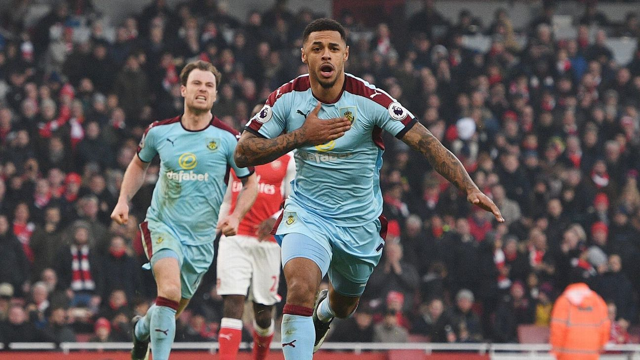 Andre Gray and Burnley have been one of the best teams in the Premier League while at home this season, but can they translate that into a run up the table?