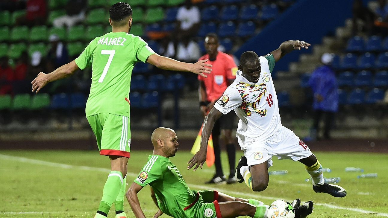 Algeria failed to advance to the African Nations Cup quarterfinals.