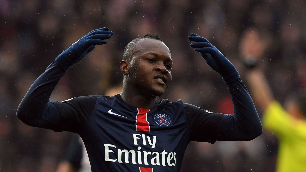 Hervin Ongenda has left Paris Saint-Germain to join Dutch side PEC Zwolle.
