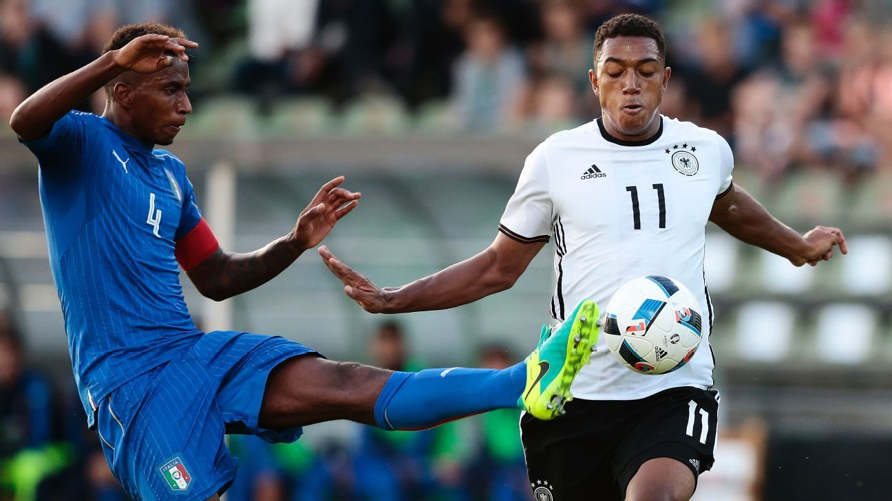 Anton Donkor Germany U20