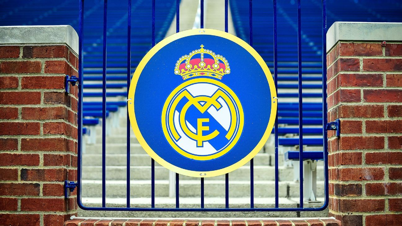 Real Madrid have signed a number of young players from Brazil in recent years.