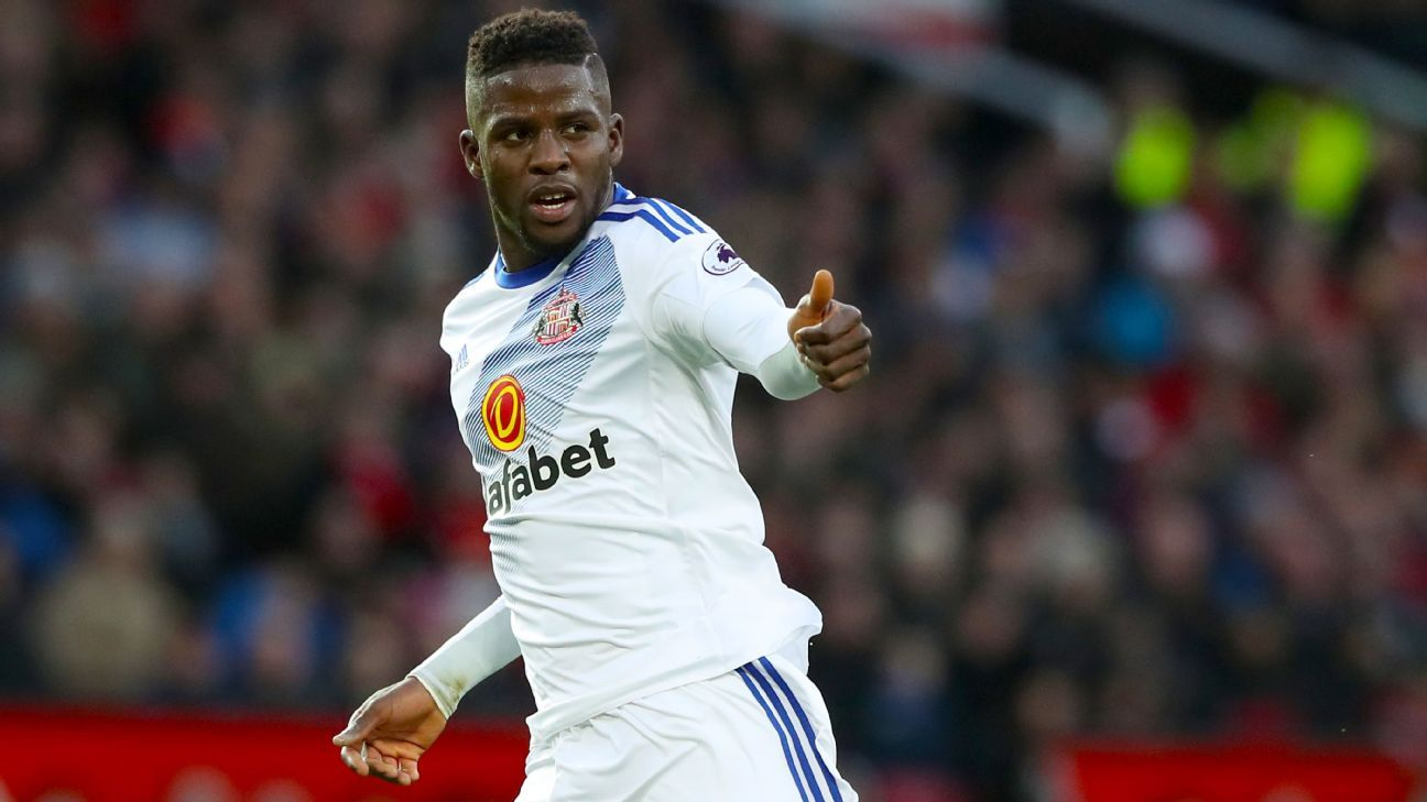 Papy Djilobodji failed to return to Sunderland despite requests.