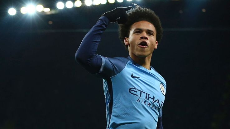 Leroy Sane Goes Under The Radar To Star At Manchester City