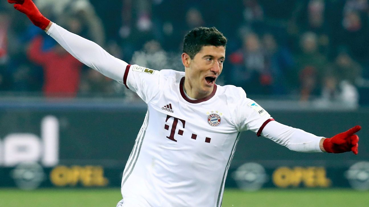 Robert Lewandowski and Bayern Munich have been the forgotten