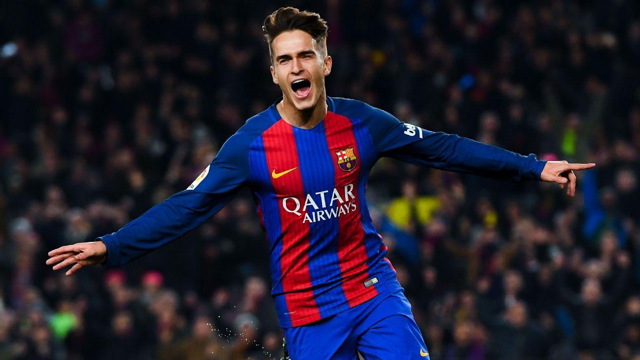 Dennis Suarez Curhat Tentang Berkostum Barcelona