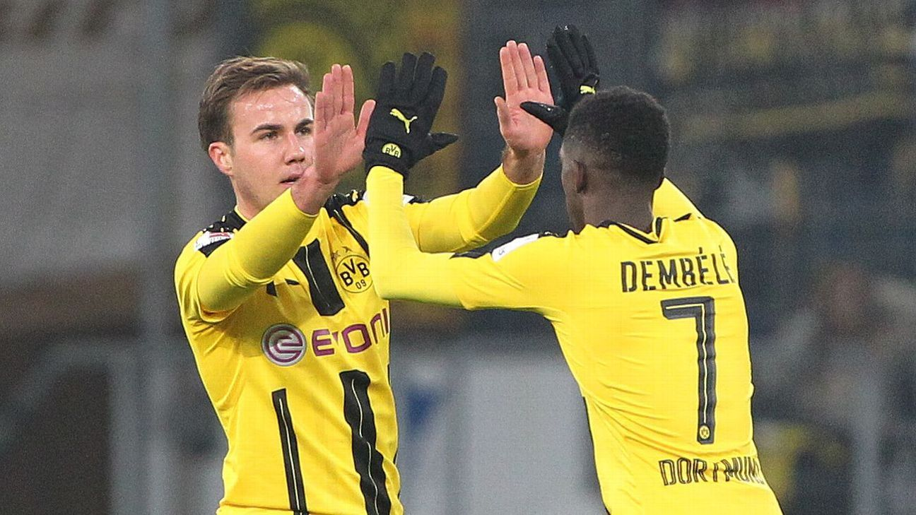 Can Boussia Dortmund hide their flaws well enough to make a deep run in the Champions League?