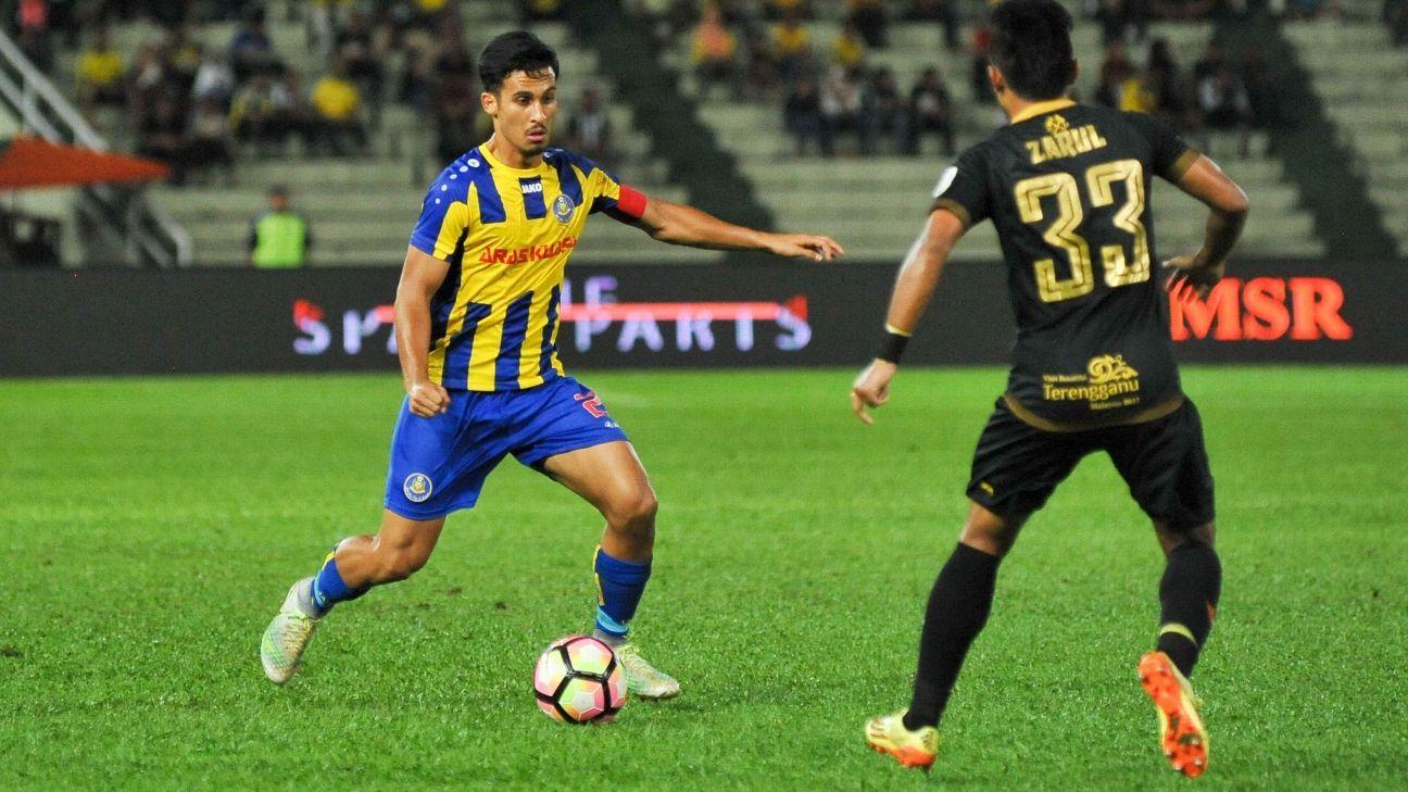 Matthew Davies of Pahang